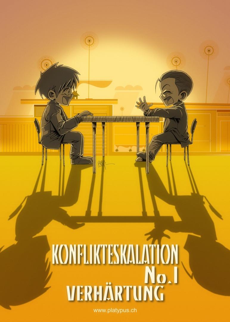 Konflikteskalation